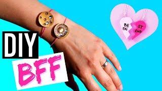 DIY BFF / BEST FRIENDS : Idées Cadeaux Meilleures Amies