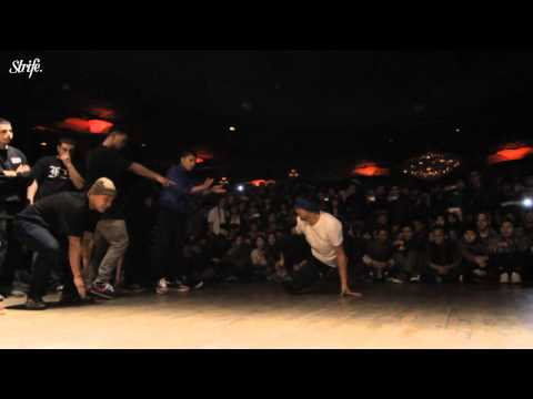 TheM Team vs Style Elements | STRIFE.TV | Massive Monkees Day 2013