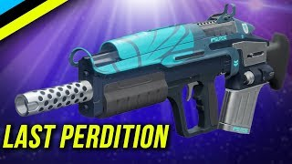 Destiny 2: Last Perdition Review | Amazing Legendary Pulse with Damage Stacking Power