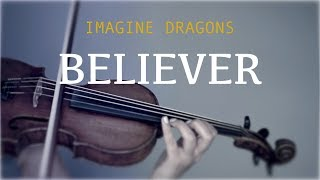 Download Lagu Imagine Dragons - Believer for violin and piano (COVER) Gratis STAFABAND