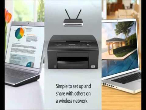 Brother DCP-J140W Inkjet Printer