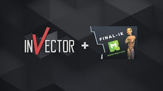 Invector Template with FinalIK