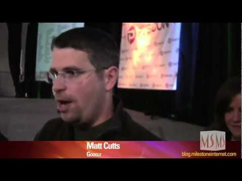 Top 3 Search Engine Optimization Tips for 2012 - Matt Cutts from Google