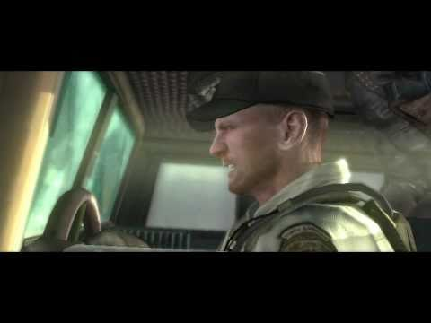 Resident Evil 5 - Chris Redfield Bare Chested part5