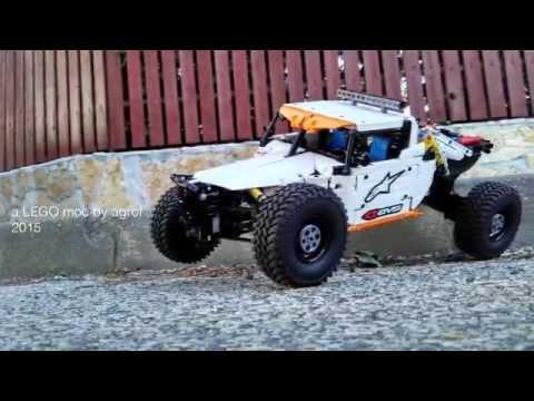 LEGO Class 1 EVO Baja Buggy