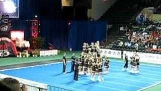 Delran Bears Cheerleaders 2008 National Champions!! Disney World