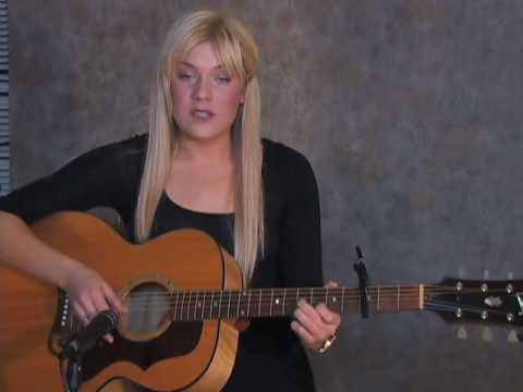 Play Blues Guitar - Guitar Lesson  Talented Blonde Singer MTV The Hills