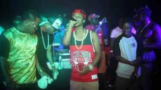 R.I.P. Lil Snupe - Last Live Performance Ever! - Carson's Bday Bash 6/14/2013