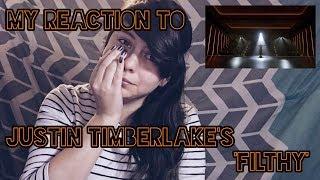 Download Lagu MY REACTION TO JUSTIN TIMBERLAKE'S 'FILTHY'!!! Gratis STAFABAND