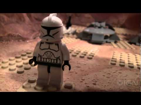 LEGO Star Wars 3: Stop Motion How To Trailer