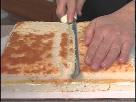 Cake Decorating How To Books : Easter Bible Cake How to Decorate Open and Closed Holy ...