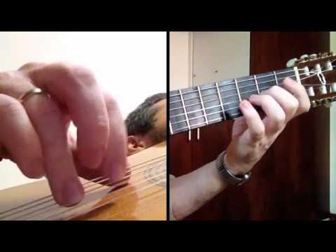 3-Finger Picado - from Granainas by Serranito