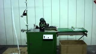 AUTO ZIG ZAG CUTTING MACHINE FROM SHEN YU