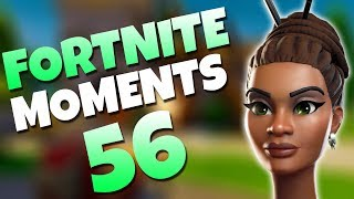 THE FUNNIEST AIRDROP PREDICTION EVER?!   Fortnite Daily Funny and WTF Moments Ep. 56