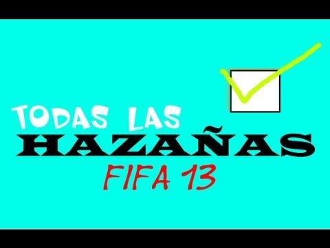 FIFA 13 - HAZAÑA PELO AFRO GIGANTE