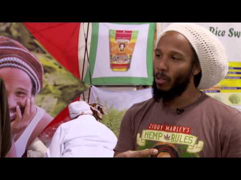 Marley: Food has a message (clip)