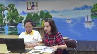 Phỏng vấn Skype lao động Nguyễn Thị Phương- Cổng thông tin tư vấn xuất khẩu lao động Bảo Minh