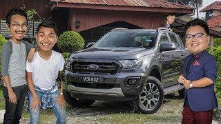 Havoc Raya with the 2019 Ford Ranger Wildtrak
