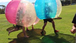 Monthly Madness - Bubble Soccer Highlights | 2018 |