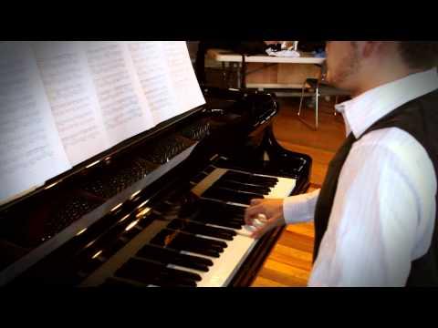 Taeyang - Wedding Dress Piano Cover HD
