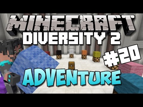 Minecraft : Diversity 2 - Ep. 20 - The adventure Continues! video