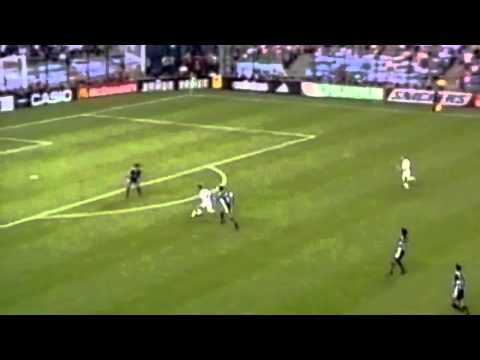 Recordamos gol del siglo(Michael Owen) HD