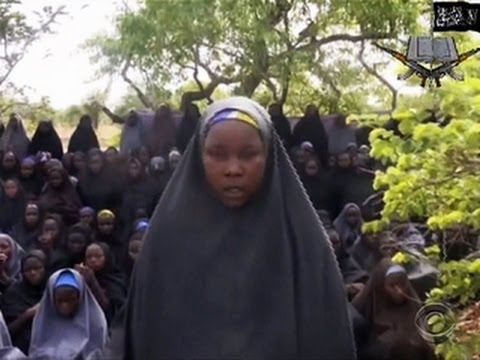 U.S. sends troops to find kidnapped Nigerian schoolgirls