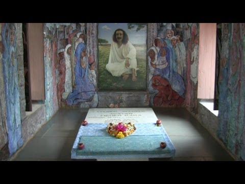 Avatar Meher Baba's Samadhi in Full High Definition