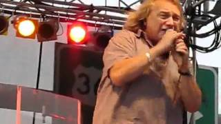 Lou Gramm Band  -  Double Vision  -  Decatur   8 / 7 / 10