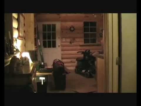 Derksen 32x12 Lofted Barn Cabin In Rural Kentucky Youtube