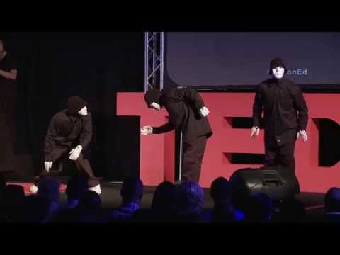 The Jabbawockeez At Tedxironwoodstateprison video