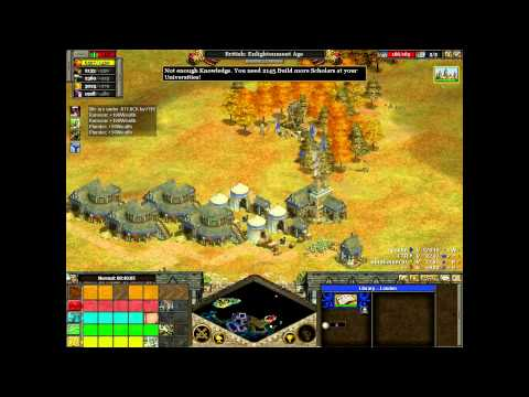 Let's Play Rise of Nations Multiplayer! Episode I: I'm alive and this is a new thing!