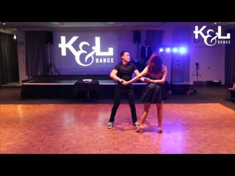 K&L Dance - Tribute to Kadu and Larissa - Cry & Holding On