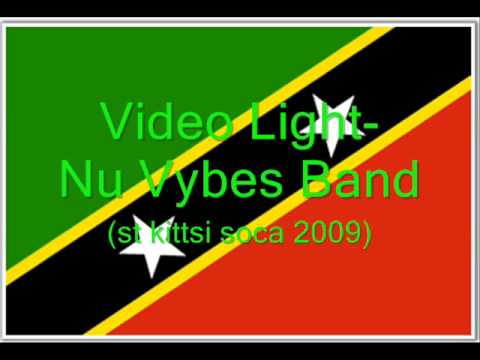 Video Light - Nu Vybes Band (st Kitts Soca 2009) video