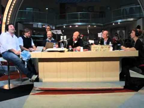 Cristiano Malgioglio coll.to telefonico con Max Giusti – Radio2