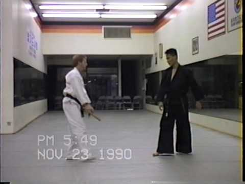Hapkido Basic Techniques White to 1st Dan Part 4 Image 1