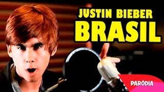 VEM QUE EU LIBERO | Paródia Justin Bieber - Never Say Never ft. Jaden Smith
