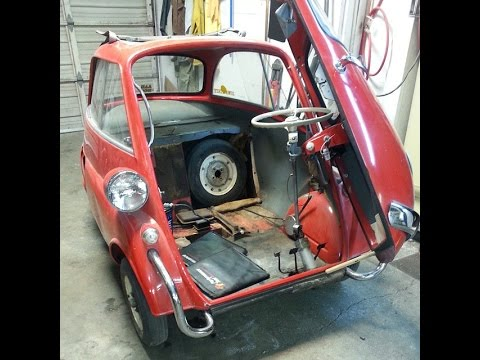 Living The Bmw Isetta 300
