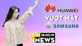 Huawei - hãng smartphone lớn nhất, Smartphone Xiaomi dùng chip Snapdragon 855 I Hinews