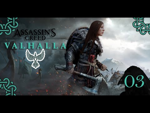 ASSASSIN'S CREED VALHALLA #003 – Örlog - das Spiel der Wikinger [Let's Play]