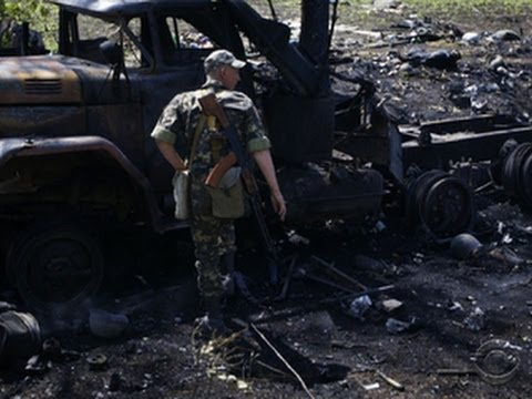 Pro-Russia militants wage deadly attack at military checkpoint