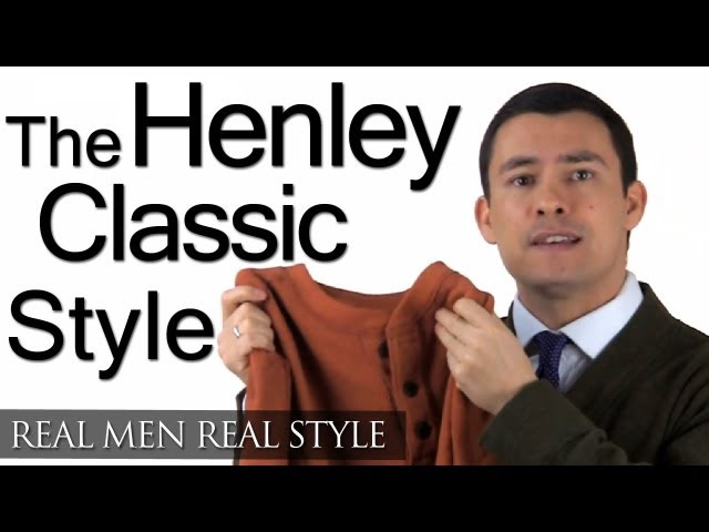 Henley Shirt - Classic Alternative To The T-Shirt - Casual Shirts For Men - Stylish Henleys