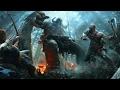 God of war III Overture soundtrack with lyrics