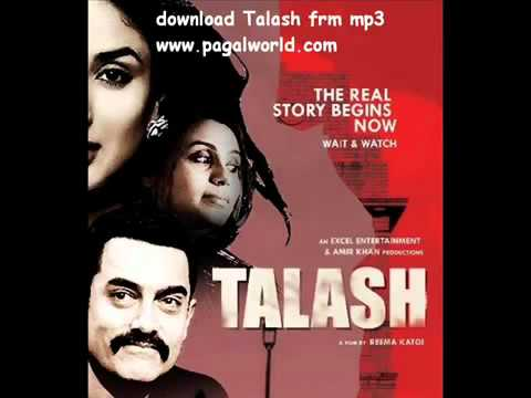 FALAK  Ijazat  Full Song from Talaash 2012 Ft Aamir Khan, Kareena Kapoor, Rani Mukherji