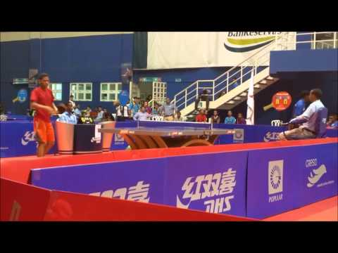 Caribbean Junior Table Tennis Championships 2016