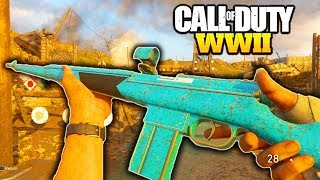 "*NEW* ITRA BURST is AMAZING in CALL OF DUTY WW2! NEW DLC WEAPONS EPIC ""ITRA BURST GAMEPLAY""!"