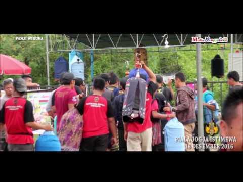 SUARA BURUNG : Cucak Hijau Gareng Milik Om Ikhwan Tampil Memukau