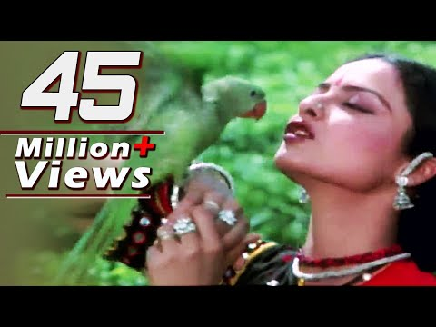 Yeh Hawa Yeh Bata - Rekha, Lata Mangeshkar, Ghazab Song video