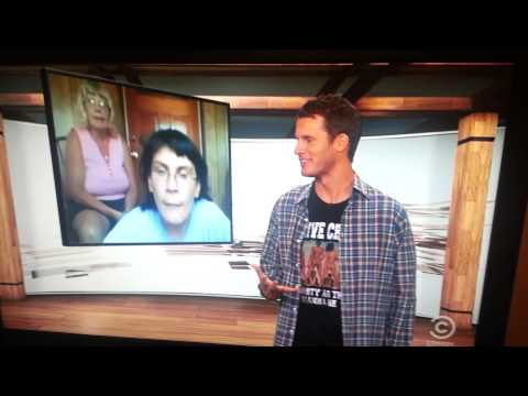 Tosh.o Funny Mom And Daughter Ashli Gay video