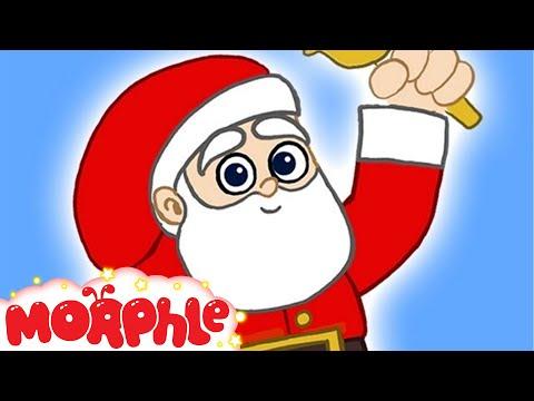 ♫ Jingle Bells ♫ Christmas Songs for Children/Jingle Bells Rhymes   - Morphle's Nursery Rhymes